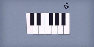 Rubik Küpünü Bir Piyano Gibi Nasıl Çalabilirsiniz ?
