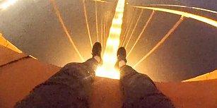 Çılgın Liseliler Golden Gate Köprüsüne Tırmandı!