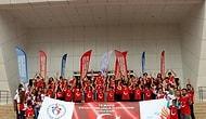 İşitme Engelli Gençler ve Milli Sporculardan 19 Mayıs'ta İşaret Dilinde İstiklal Marşı