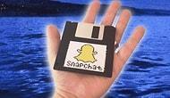 Snapchat 90'larda Olsaydı Nasıl Olurdu?