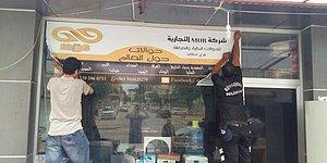 Adana'nın Ardından Hatay'da da Arapça Tabelalar Söküldü: 'Görüntü Kirliliği Oluşturuyor'