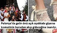 Düğünlerin Her Ülkede Enteresan ve Eğlenceli Geleneklerle Süslendiğinin Kanıtı 11 Âdet