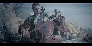 2CELLOS Ekibinden Yüzüklerin Efendisi Filminin 'May It Be' Şarkısına Muhteşem Cover