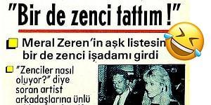 Geçmiş Gazetelerin Magazin Sayfalarından Güldürmeye Ant İçmiş 17 İlginç Haber