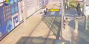 Dikkatsiz Samsun Halkının Tramvay ile İmtihanı!