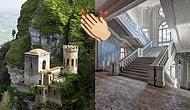 Alıcının Restore Etmesi Şartıyla Tarihi Kaleleri Ücretsiz Dağıtan İtalya'nın Harika Projesi