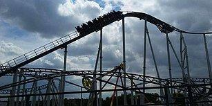 'Havada Durdu, Şahitleri Var': Gökçek 'En Büyük Projem' Dediği Ankapark'taki 'Roller Coaster'da Asılı Kaldı