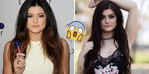 Kylie Jenner Hiç Estetik Yaptırmasaydı Nasıl Görünürdü Sorusunun Cevabı Olan Genç Kız