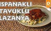Lazanyanın Yeni Hali: Ispanaklı Tavuklu Lazanya Nasıl Yapılır?