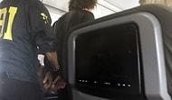 ABD'de Yolcu Uçağında Çıkardığı Taşkınlık Yüzünden Terör Alarmı Verilmesine Neden Olan Türk!