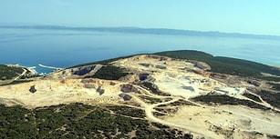 Saros Körfezi Yok Oluyor: Kalker ve Taş Ocakları Ormanları Dümdüz Etti