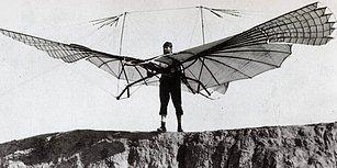 İnsanlık Bugünlere Kolay Gelmedi! Geçmişten İnsanların Uçma Denemeleri