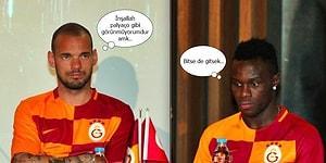Galatasaray'ın Yeni Sezon Formasıyla İlgili Hiç de Güzel Bir Yoruma Sahip Olmayan 16 Sporsever