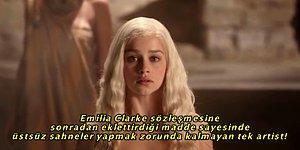 Game of Thrones Oyuncuları Hakkında Daha Önce Duymadığınız 15 Gizli Bilgi
