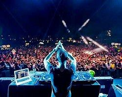 Put your hands up! Senin müzik tarzın EDM!