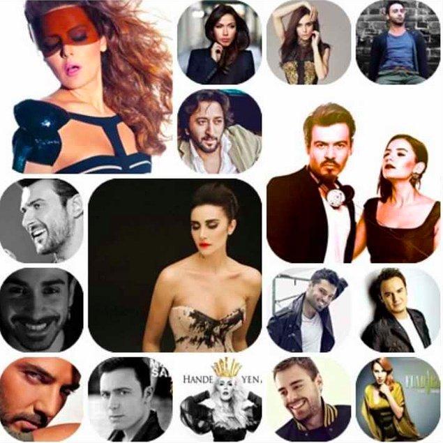 Senin müzik tarzın Türkçe Pop!