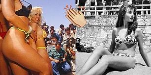 Her Yıl Birçok Ünlü İsmin Katıldığı Cannes Film Festivali'nden 25 Efsane Fotoğraf