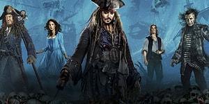 Karayip Korsanları Yeniden! İşte Bu Hafta Vizyona Giren 9 Yeni Film