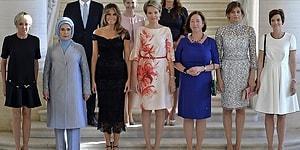 NATO Konferansı Sırasında Melania Trump'ın 'Lider Eşleri' Davetine Katılan İlk Eşcinsel First Lady