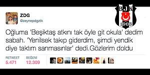 Şampiyon Beşiktaş'ın Büyük Taraftarının Bir Sezon Boyunca Attığı En Siyah Beyaz 23 Tweet