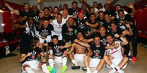 Şampiyonluk Sonrası Beşiktaşlı Futbolcuların Sevinç Gösterileri ve Sosyal Medya Paylaşımları