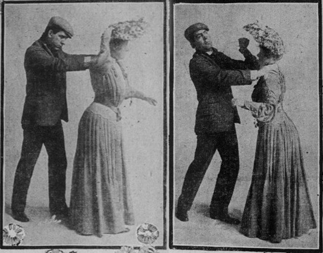 1900'lerin başında günümüzün modern devletleri yeni yeni kadınların tek başına sokaklarda dolaşabilmesine izin vermeye başlamıştı.