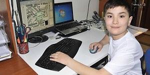 Hakiki Milli Gurur: Dünya Robot Yarışmalarına Damga Vuran 14 Yaşındaki Türk Dahi Eray Aktokluk