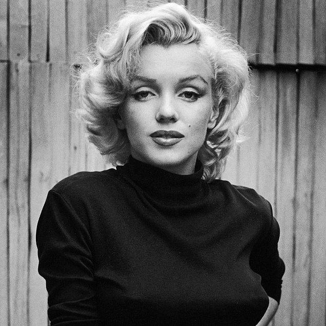 7. Marilyn Monroe