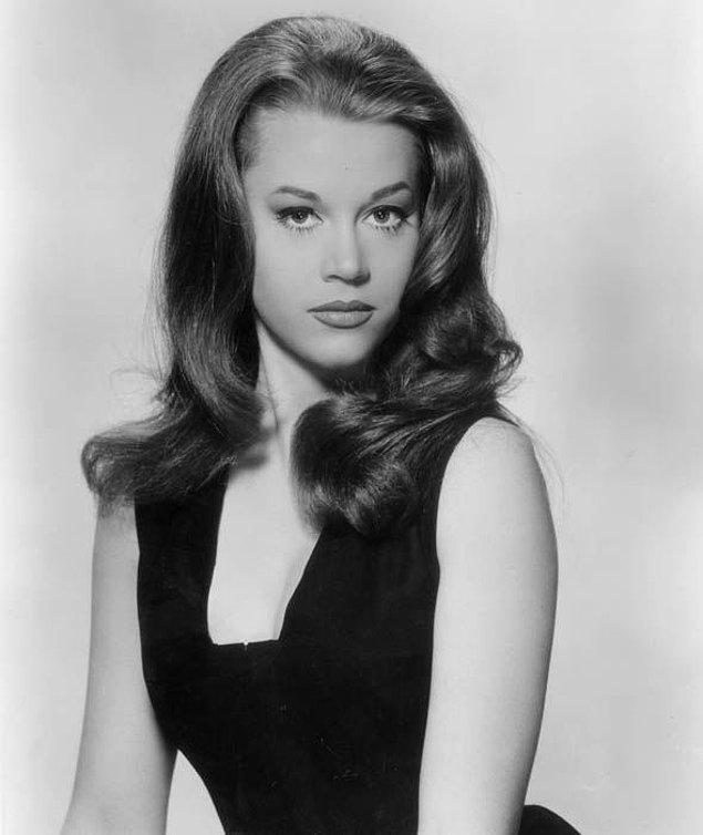 12. Jane Fonda