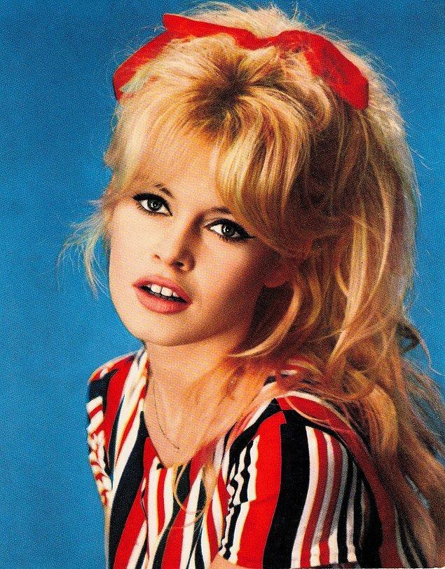 10. Brigitte Bardot