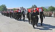 Türkiye Düşen Helikopterde Şehit Olan 13 Askerine Ağlıyor...