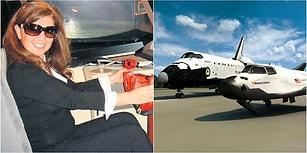 NASA'ya Uzay Aracı Yapan Bir Türk İş Kadını: Eren Özmen ABD'de En Zengin 16. Kadın!