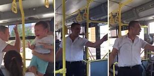 Yavaş Gitmesini Söylediği İçin Otobüs Şoförü Tarafından Herkesin İçinde Azarlanan Kadın
