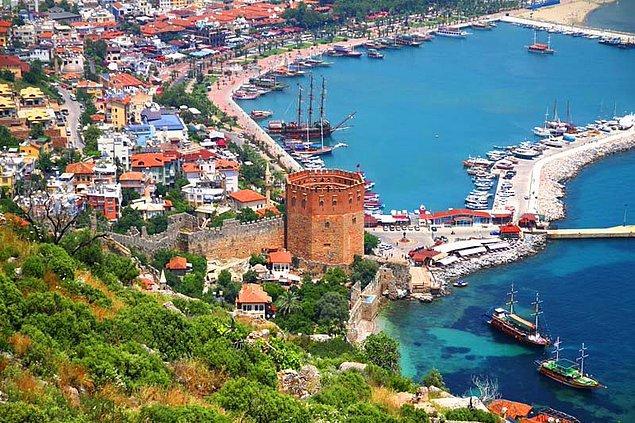 Antalya!