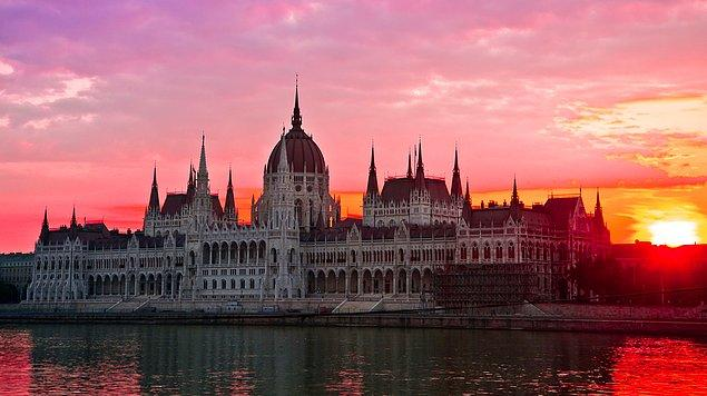 2. Budapeşte, Macaristan