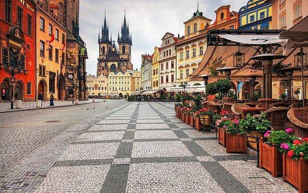 4. Prag, Çek Cumhuriyeti