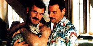 Freddie Mercury ve Sevgilisinin 1980'lerde Yaşadığı Aşka Dair Hiç Görmediğiniz 20 Fotoğraf