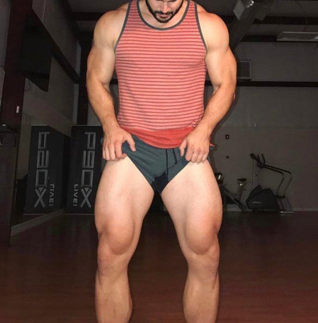 Üst bacak kasları tıp fakültesinde derslere konu olur.