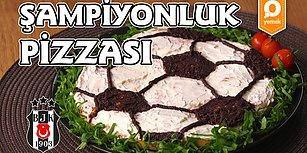 En Lezzetli Şampiyonluk Kutlaması! Şampiyonluk Pizzası Nasıl Yapılır?