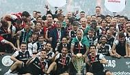 Beşiktaş'ın Dillere Destan Şampiyonluk Kutlamasından Birbirinden Güzel Görüntüler