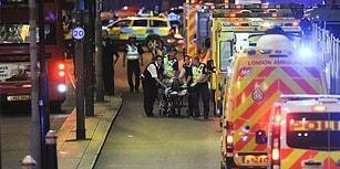 Terörün Hedefi Bu Kez Londra: Can Kaybı 7'ye Yükseldi