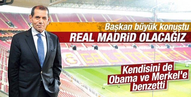 """11. Bir insan öngörüde bu kadar mı başarısız olur dedirtti hep. """"Galatasaray UEFA'dan ceza almayacak"""" derken akşamına ceza haberi geldi!"""