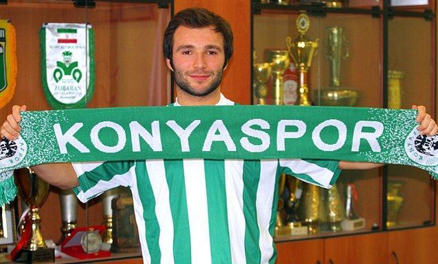 Bir sonraki zafer ise Konyaspor ile geldi.