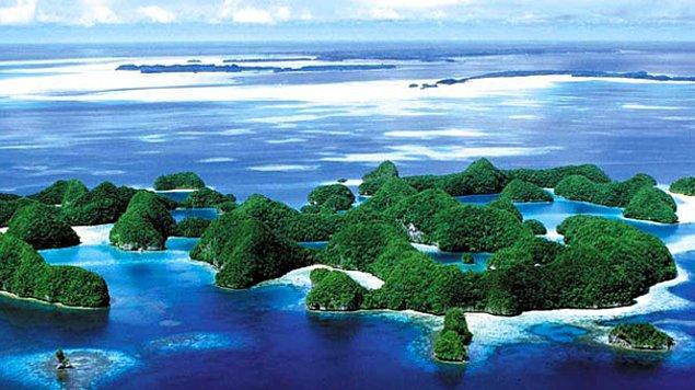 11. Pekiii, Mikronezya nerede bulunmaktadır?