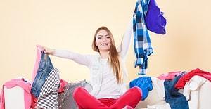 Dikkatine Güvenenler Buraya! Odada Gizlenen Tüm Çamaşırları Bulabilecek misin?