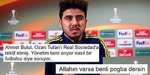 Fenerbahçe'den Gitsin Diye Ozan Tufan'ı Rakibe Öve Öve Bitiremeyen 15 Fenerbahçe Taraftarı