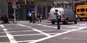 İş Stresini En Güzel Şekilde Atmaya Çalışan Polislerden Dans Görüntüleri