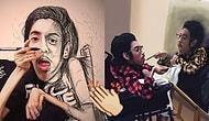 Gerçekçi Resimler Yapmanın Önünde Hiçbir 'Engel' Olmadığını Gösteren Sanatçıdan 29 Eser