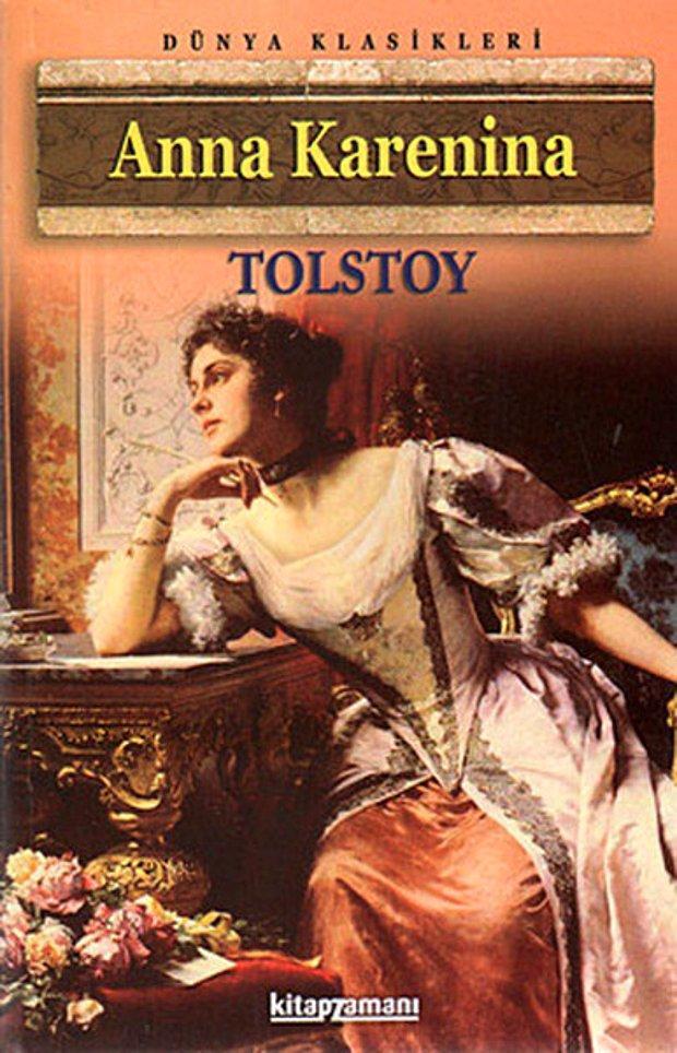 Anne Karenina - Leo Tolstoy