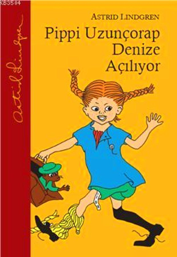 Pippi Uzunçorap - Astrid Lindgren